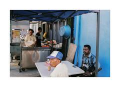:: Roti Canai :: (Art-slice) Tags: streetphotography streetmalaysia petalingstreet kualalumpur malaysia filmphotography leicam6 voigtlander 35mmf14 fujixtra400