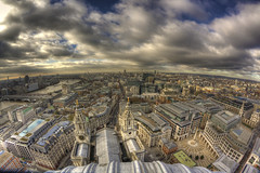 #167 (mariopolicorsi) Tags: mariopolicorsi canon eos 450d europa europe uk unitedkingdom regno unito greatbritain inghilterra england travel nuvole clouds city città cityscapes architecture architettura hdr hdraward simplysuperb fisheye samyang 8mm photoshop photomatix capitale capital london londra skyescapes skyline