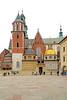 Poland-01794 - Wawel Cathedral (archer10 (Dennis) 88M Views) Tags: krakow poland globus sony a6300 ilce6300 18200mm 1650mm mirrorless free freepicture archer10 dennis jarvis dennisgjarvis dennisjarvis iamcanadian novascotia canada wawelcastle