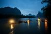 Morning Fisherman (Jim.J.H) Tags: xingping china cormorantfisherman