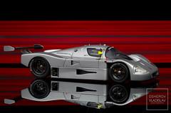 1:18 Sauber Mercedes C9 (vlad osherov) Tags: 118 diecast sauber le mans scalemodel mercedes mercedesbenz c9 exoto minichamps autoart cmc gt spirit