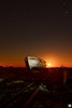 Dungeness Boat 1. (martbarras) Tags: seb aka panq phill fisher martbarras lightpainting long exposure old boats moon rise desolate decay dungeness nikon d7100 tokina 1116mm frosty cold protomachines raduim orange green