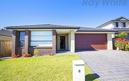 8 Ivor Avenue, Middleton Grange NSW 2171