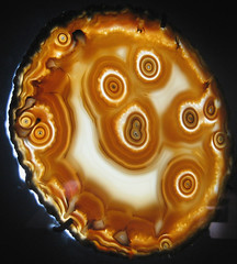 Agate 7 (James St. John) Tags: agate quartz geode geodes