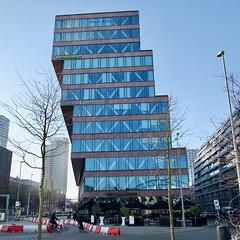 Blaak 31, Rotterdam (AperturePaul) Tags: rotterdam netherlands holland nikon d600 city architecture blaak squareformat