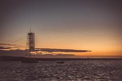 Karosta Channel, Liepaja (`TOMS`) Tags: liepaja latvia latvija karosta channel baltic sea water evening dust sky clouds shore nikon d3200 35mm nikkor afsdxnikkor35mmf18g f18g f18 outdoor landscape