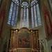 Chapelle gothique Saint Martin, cathédrale St  Just et St Pasteur (XIVe siècle), Narbonne, Aude, Languedoc, Occitanie, France.