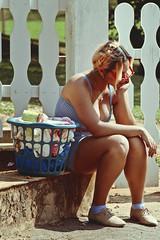 #ProjectNeverland: #Lolita (TheJennire) Tags: photography fotografia foto photo canon colours colores cores summer lolita movie cinema film photoshoot fashion style hair cabello pelo cabelo makeup retro 90s book vladimirnabokov 1997 conceptualphotography projectneverland girl indie people portrait young tumblr naturallight vintage doloreshaze laundry oxfordshoes self coralhair