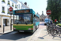 527 (matty10120) Tags: downs cathedral district south stagecoach chichester arriva 527 emsworth t527aob