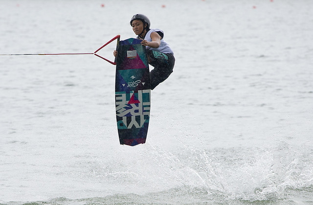 Wakeboard Womens Finals (INA)