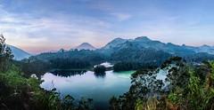 Telaga Warna Panorama