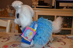 Peluche Ballerine Build a Bear (MissLilieDolly) Tags: palace pets disney princesse princess missliliedolly miss lilie dolly ballerine pumpkin puppy dog chien cendrillon cinderella plush peluche build bear dress robe aurelmistinguette
