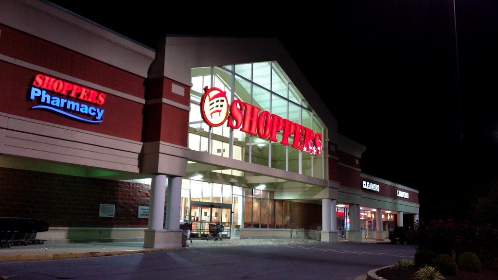 Shoppers Food Stores Md
