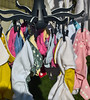 Drying Nappies (RM&O Kelly) Tags: green ikea sunshine bamboo line octopus april eco washing nappies drying 2015 washable reusable littlelamb cheekywipes
