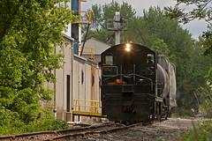 Branchline Railroading (Trevor Sokolan) Tags: railroad usa america diesel pennsylvania railway loco pa locomotive local railfan sw9 switcher pittston emd railfanning luzernesusquehanna