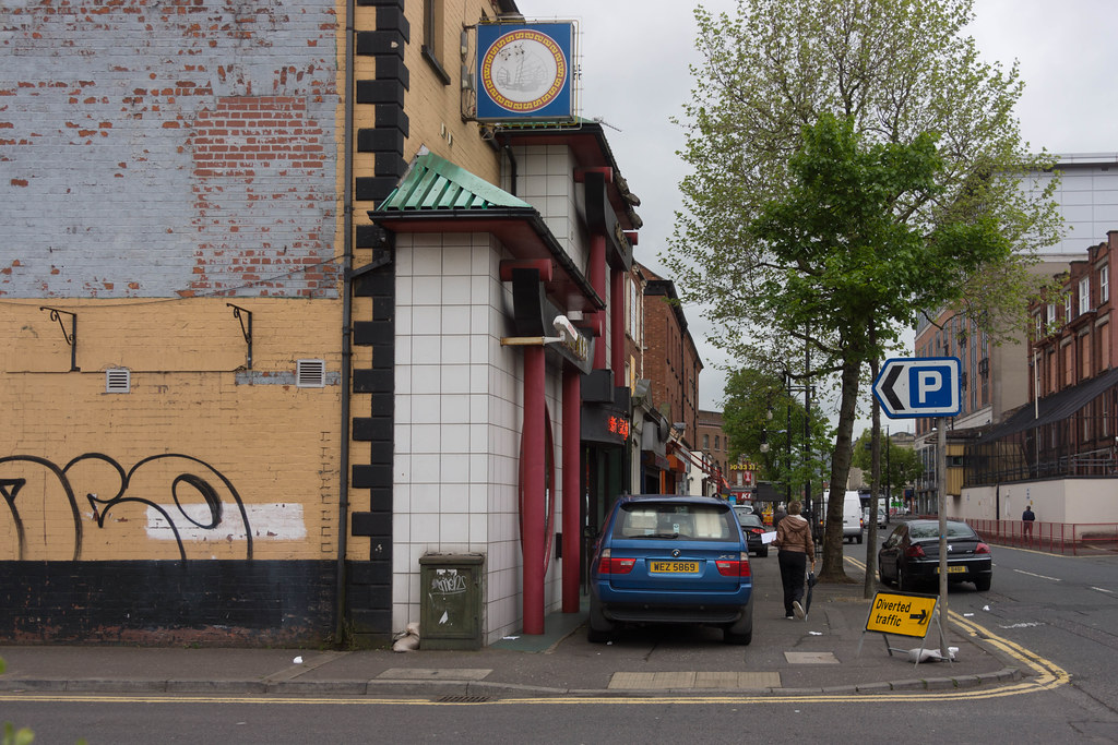 BELFAST CITY MAY 2015 [CHINESE RESTAURANT] REF-106424