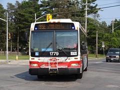 Toronto Transit Commission 1779 on 95 York Mills (Orion V) Tags: ttc