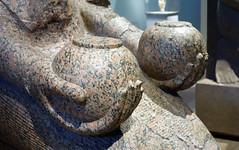 Large Kneeling Statue of Hatshepsut, c. 1479–1458 B.C.E.
