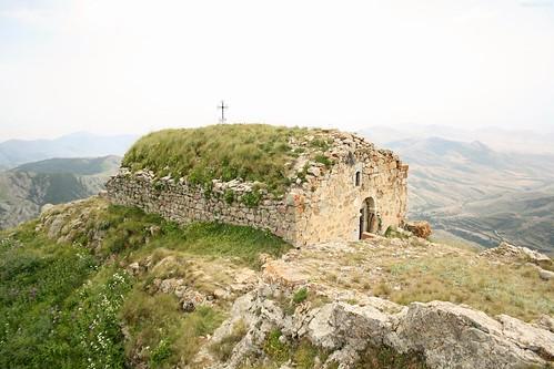 Katarovank monastery... Dizapayt mountain, Artsakh…