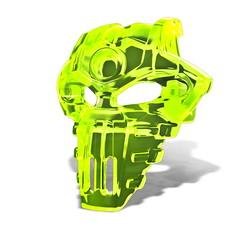 SDCC 2015 LEGO BIONICLE Skull Scorpio Mask (hello_bricks) Tags: skull lego mask scorpio comiccon bionicle exclusive masque sdcc 2015 skullscorpio hellobricks