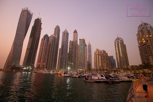 "Dubai Marina • <a style=""font-size:0.8em;"" href=""http://www.flickr.com/photos/104879414@N07/19610298393/"" target=""_blank"">View on Flickr</a>"