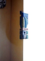 DSCF8872 (jhk&alk) Tags: mask sonoma palmtree mexicanfolkart