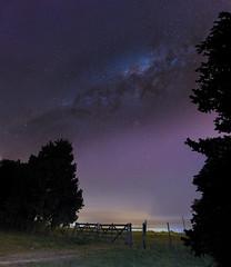 Via Lactea (4FOCOS) Tags: verde noche via cielo entre tranquera rios oro lactea