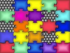 puzzles (MidiMacMan) Tags: abstract graphicdesign gimp digitalartwork midimacman stegeman johnathanjstegeman abstractartwork