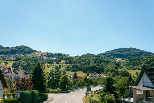 La Schwarzwaldhochstrasse