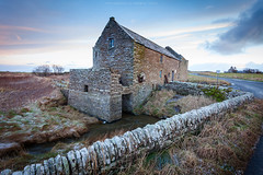 Tankerness mill (Premysl Fojtu) Tags: tankerness mill old historical building abandoned derelict mainland orkney landscape winter frost frosty cold scotland canon 5dmkii fullframe