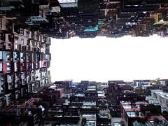 Sky No Limit (stardex) Tags: architecture building window apartment flat quarrybay hongkong hk sky