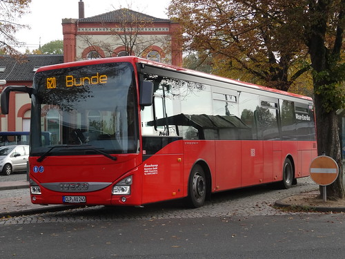 "Iveco Crossway ""DB Weser-Ems-Bus"""