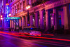 The Night (Mustafa Kasapoglu) Tags: habana cuba nightphoto nightphotography night nightshot nights oldcars classic lighttrails ligthtrails longexposure longexposurenightphotography lahabana