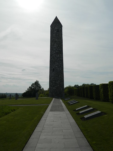 Mesen: Island of Ireland Peace Park (West-Vlaanderen)