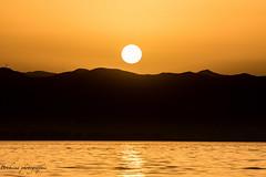 Marinasmir sunset. (Bouhsina Photography) Tags: été2016 méditerranée eau mer sunrise réflection sunset marinasmir bouhsina bouhsinaphotography canon 7dii ef70200 silhouette