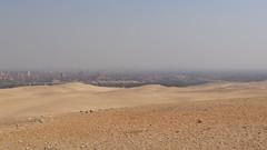 The Giza Desert (Rckr88) Tags: the giza desert thegizadesert cairo egypt africa travel travelling sand deserts nature sahara city