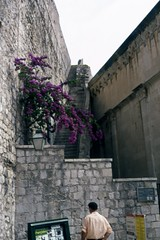 EE1975200 (Andy961) Tags: yugoslavia croatia dubrovnik citywall steps stairs staircase