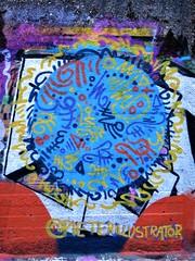Pieter Verbeke / Dok Noord - 18 dec 2016 (Ferdinand 'Ferre' Feys) Tags: gent ghent gand belgium belgique belgië streetart artdelarue graffitiart graffiti graff urbanart urbanarte arteurbano