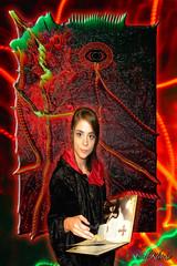 Awake in the time of Vampires (Carl Kitzke) Tags: vampires scifi fantasy sorcery magic digitalart carlklitzkeart