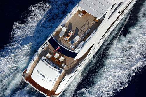 Amore Mio от Heesen Yachts