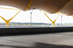 Terminal 4, Madrid-Barajas 2016 (Spiegelneuronen) Tags: madrid flughafen airport terminal4 richardrogers
