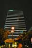 Menara Cakrawala (Everyone Shipwreck Starco (using album)) Tags: jakarta building gedung architecture arsitektur kantor office fotomalam nightshoot