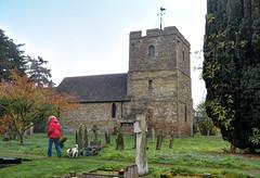 Church of St John the Baptist, Stokesay, Shropshire (Baz Richardson (trying to catch up again!)) Tags: churchofstjohnthebaptiststokesay shropshire stokesay commonwealthchurches churches englandsthousandbestchurches gradeilistedbuildings