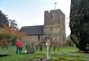 Church of St John the Baptist, Stokesay, Shropshire (Baz Richardson (catching up again!)) Tags: churchofstjohnthebaptiststokesay shropshire stokesay commonwealthchurches churches englandsthousandbestchurches gradeilistedbuildings