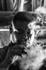 The Cuban Cigar (ralfkoplin) Tags: 2016 benito kuba raucher tabak viñales zigarre cuban cigar smoker