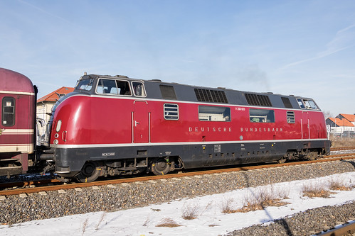 220 033-5 V200 DB Wernigerode 28.01.17