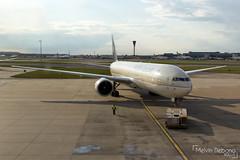 Saudi Arabian Airlines Boeing 777-368ER  |  HZ-AK20  |  London Heathrow  - EGLL (Melvin Debono) Tags: saudi arabian airlines boeing 777368er | hzak20 london heathrow egll melvin debono spotting canon 7d 600d plane planes aviation airport airplane uk united kingdom