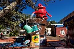 Universal Orlando Resort (12) (Paul's Captures (paul-mashburn.artistwebsites.com)) Tags: universalorlandoresort universal universalstudios florida brownderby melsdrivein jimmyfallon eww marilynmonroe frankenstien transformer duffbeer krustytheclown woodywoodpecker simpsons homersimpson bartsimpson