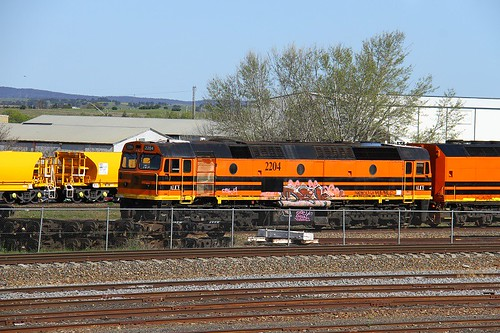 2204 Stored at Goulburn