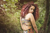 Redhead (TreeoflifePhoto) Tags: love girl beauty beautiful pretty fashion outfit sweet young cute model redhead expression dress forest nature natural light sensual dream dreaming freedom forever portrait dreamer fly